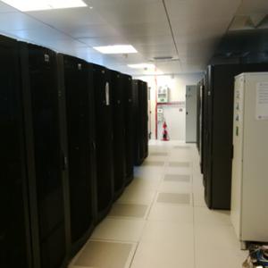Large-server-room